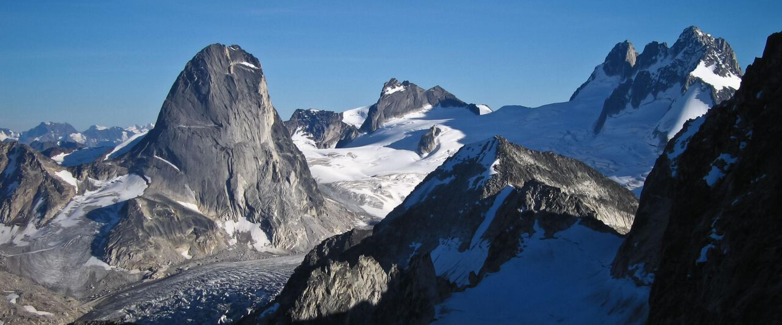 IFMGA, Association of Canadian Mountain Guides, Bugaboos, Photo by Marc Piché