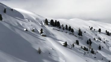 IFMGA, Signs of Dangerous Snow, Photo by Kurt Walde